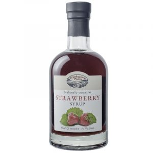 Brooksgrove Farm Strawberry Syrup