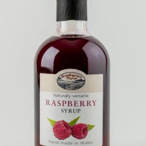 Brooksgrove Farm Raspberry Syrup