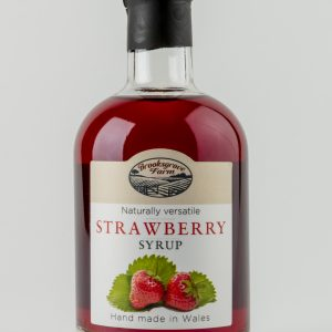 Brooksgrove Farm Strawberry Syrup