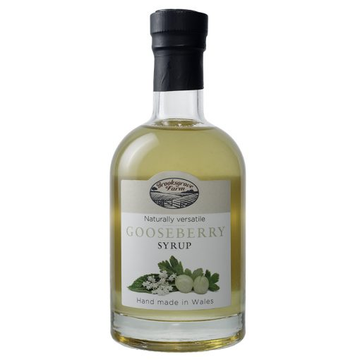Brooksgrove Farm Gooseberry Syrup