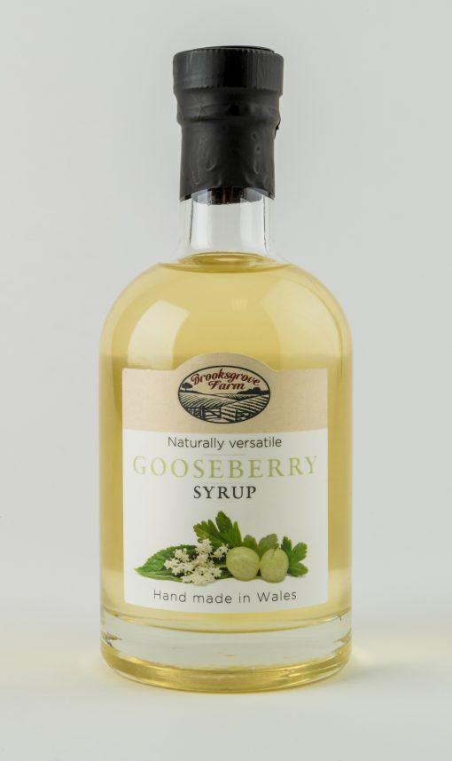 Brooksgrove Farm Gooseberry Syrup